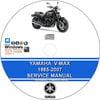 Thumbnail Yamaha V-Max VMX12N 1985 - 2007 Service Repair Manual