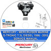 Thumbnail Mercury Mercruiser Marine Engines D-Tronic 7.3L 1998-2002