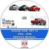Thumbnail Dodge Ram SRT-10 2004 2005 2006 Service Repair Manual SRT10