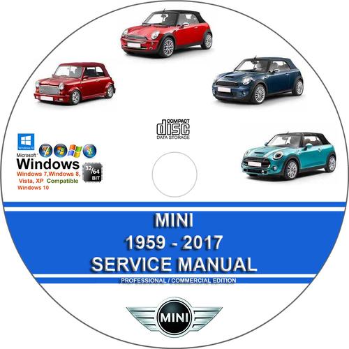 Pay for Mini 1959 - 2017 Service Repair Manual Mini Cooper