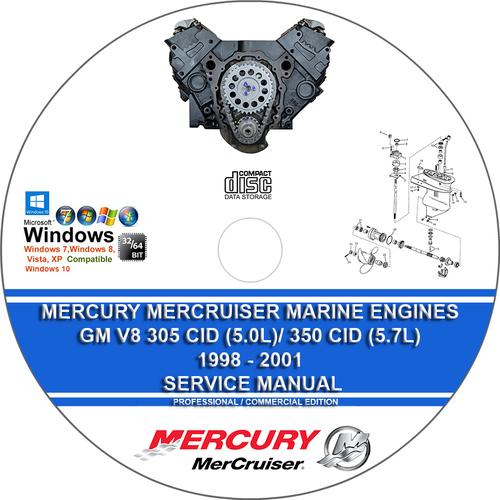 Mercruiser 5 0l Efi Gm 305 V Manual Guide