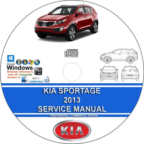 Kia Sportage 2013 Service Repair Manual