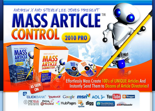Pay for Mass Article Creator Software FULL