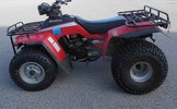 Thumbnail Honda TRX200 1984 Service Manual ATV Year 1984