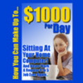 Thumbnail How to Make Up to $1000 Per Day PLR