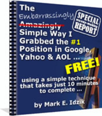 Pay for The Embarrassingly Simple Way I Grabbed a #1 Google Ranking