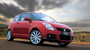 Thumbnail SUZUKI SWIFT SPORT RS416 2004-2008 FULL WORKSHOP MANUAL