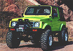 Thumbnail Suzuki Samurai 1992 Air Conditioner Installation Manual