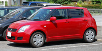 Thumbnail New Suzuki SWIFT (RS415) Factory service manual