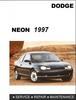 Thumbnail Dodge Neon 1997 Factory Service Repair Manual