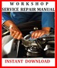 Thumbnail Jeep Cherokee XJ 1997 COMPLETE FACTORY SERVICE / REPAIR / WORKSHOP MANUAL