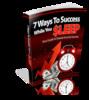 Thumbnail 7 Ways To Success While You Sleep