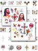 Thumbnail Over 100 Crazy Cross Tattoo Designs!