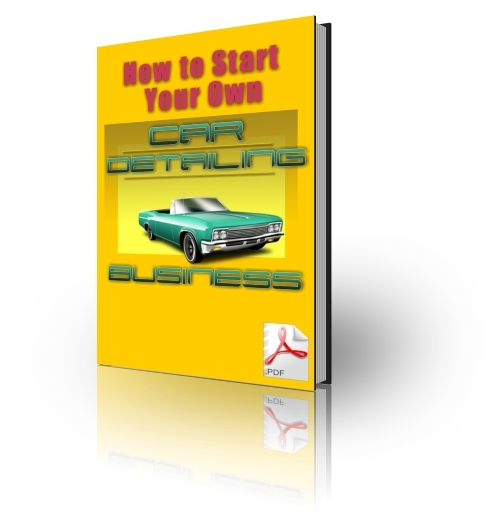 starting your own detailing business