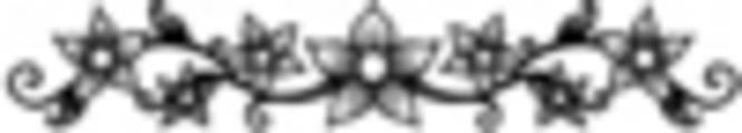 Thumbnail Tattoo flash - Flowers Armbands