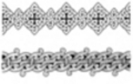 Thumbnail 2 x Tattoo flashes - Celtic Tribal Armbands