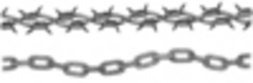 Thumbnail 2 x Tattoo flashes - Chains Armbands