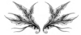 Thumbnail Tattoo flash - Fairy's Eyes