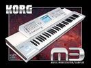 Thumbnail KORG M3 sounds  wave format & Reasons refill