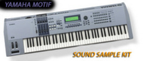 Thumbnail Yamaha Motiff full sounds kit/1000 waves