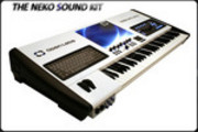 Thumbnail Neko sound kit 1.355 sounds. wav down load