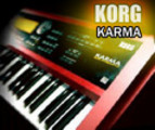 Thumbnail Korg KARMA Sounds wave