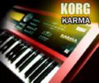 Thumbnail Korg KARMA Sounds wave