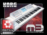 Thumbnail KORG M3 REASONS REFILL  2./GB