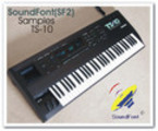 Thumbnail ENSONQ TS-10 SOUND KIT /SF2 FORMAT