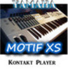 Thumbnail Yamaha motif XS8 for kontakt player 5.GB