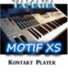 Thumbnail Yamaha motif XS8 for kontakt player 5.GB