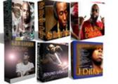 Thumbnail  Producer Collection  13 sound kits/ wav Download