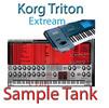 Thumbnail Korg triton Etreme for  sample tank