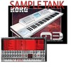 Thumbnail Korg M3 sounds for SAMPLE TANK