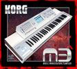 Thumbnail Korg M3 sound ssmples Wav- Kontakt NKI-Logic EXS
