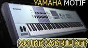 Thumbnail Yamaha Motiff  full sound kit/ 711 waves