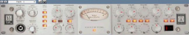 Thumbnail VST 737 COMPRESSOR & EQ