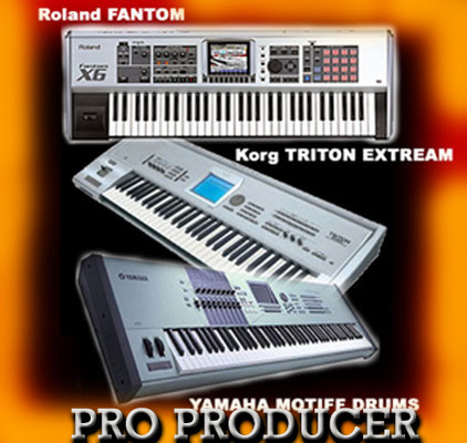 Pay for Pro Producers Collection/Motiff/triton/Fantom