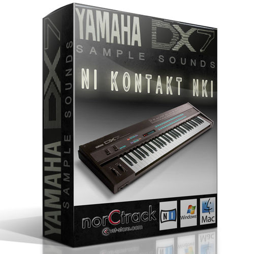 Pay for Yamaha DX7 Sound kit wav format