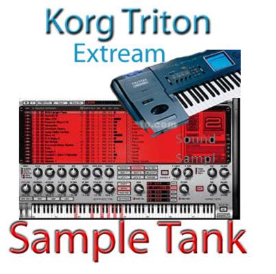 Pay for Korg Triton Extreme/ Sample Tank .2