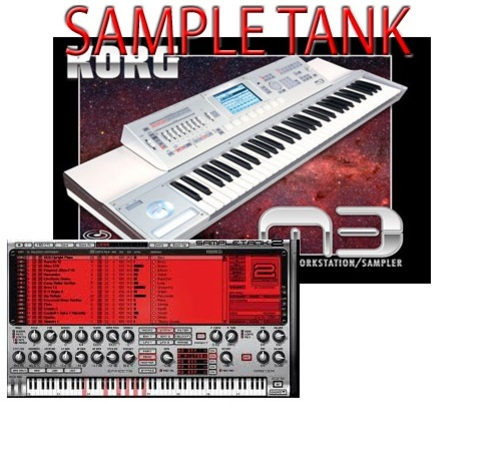 Pay for Korg M3 sounds for SAMPLE TANK