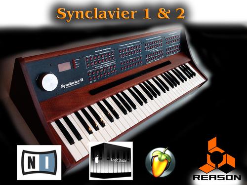 Synclavier 1 & 2 Sound samples Wav