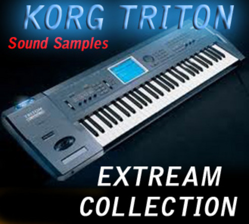 Pay for Korg Triton Extream sounds 583 waves
