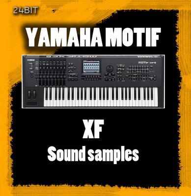 Pay for YAMAHA MOTIF XF SOUND SAMPLES FOR KONTAKT 5.GB