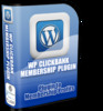 Thumbnail WP Clickbank Membership Plugin with Master Resale Rights