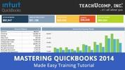 Thumbnail Intuit QuickBooks Training Tutorial v. 2014-2013