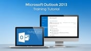 Thumbnail Microsoft Outlook Training Tutorial v. 2013, 2010, 2007