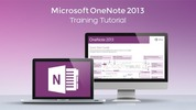 Thumbnail Microsoft OneNote Training Tutorial V. 2013, 2010, 2007