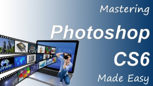 Pay for Adobe Photoshop CS6 Training Tutorial