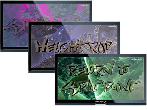 Pay for HD 3D Mandelbox Fractal Zoom Animation Multipack